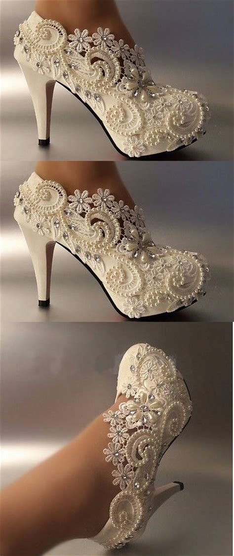 Wedding Shoes For Brides by Wedding Shoes My Wedding Guides