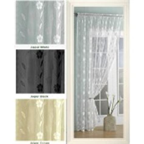 voile embroidered curtain panel curtain design