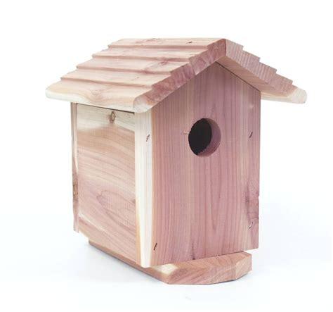 SecureShot NightVision Cedar Bird House Camera/DVR w/1 Yr