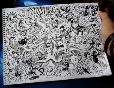 best doodle drawing libretas de dibujo de un artista freelance