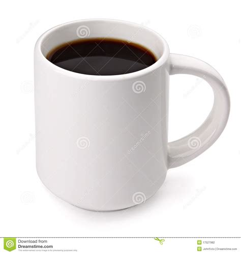 Coffee Mug Stock Photography   Image: 17527982