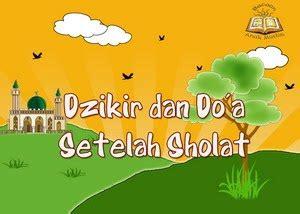 Panduan Lengkap Doa Dzikir doa dan dzikir setelah sholat sunnah