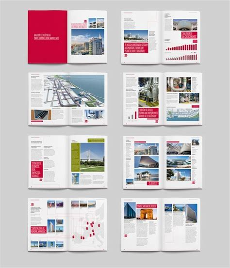 layout brochure inspiration leaflet book pages の画像検索結果 企業概要冊子 pinterest graphic