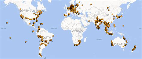 map of the world places i ve been map of visited places during world travel