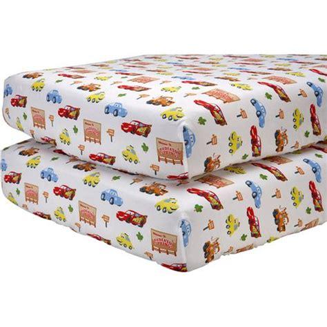 get disney cars crib sheets 2pk at walmart save