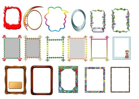 imagenes escolares para descargar dibujos de marcos de caratulas imagui
