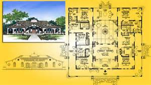 center courtyard house plans floorplans for houses with center courtyards home