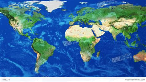 realistic world map wraps  globe white backgrou stock