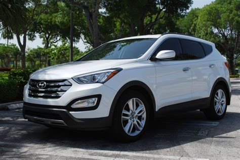 2013 Hyundai Santa Fe Sport 2 0t by Buy Used 2013 Hyundai Santa Fe Sport 2 0t In Miami