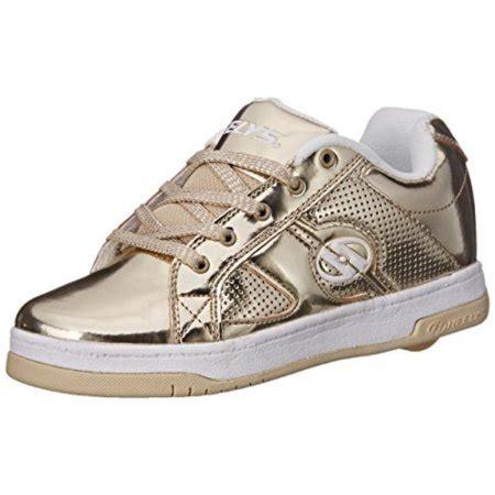 heelys skate shoes at walmart heelys split chrome perforated shiny skate shoes
