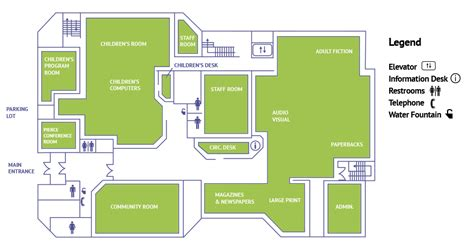 public library floor plan library main level agawam public library agawam ma