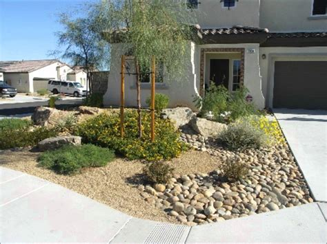 Easy Front Yard Landscaping Ideas Desert Landscaping Desert Landscaping Ideas Wmv