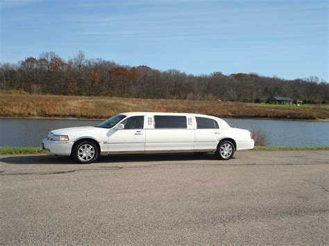 2006 lincoln town car sale 2006 lincoln town car 120 in stretch limo for sale