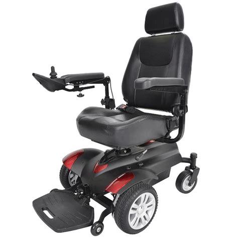 portable power wheelchair r drive titan p22 standard power wheelchair portable power