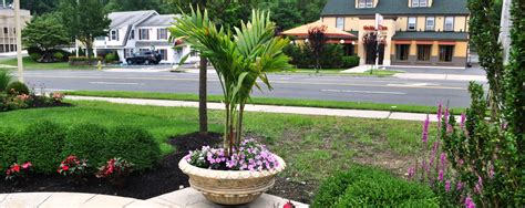Plant Pot Ideas For The Patio by Flower Pot Arrangements Ideas Landscape Services