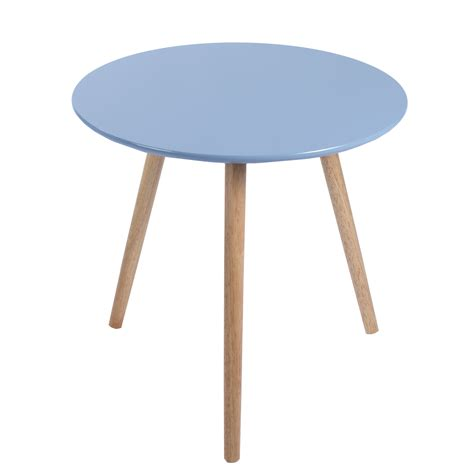 si鑒e d appoint table d appoint sweden bleu madura
