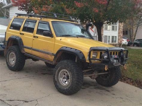 jeep cherokee yellow jeep cherokee xj parts car interior design
