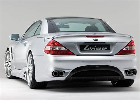 Mercedes Lorinser Lorinser Mercedes Sl500 Car Tuning