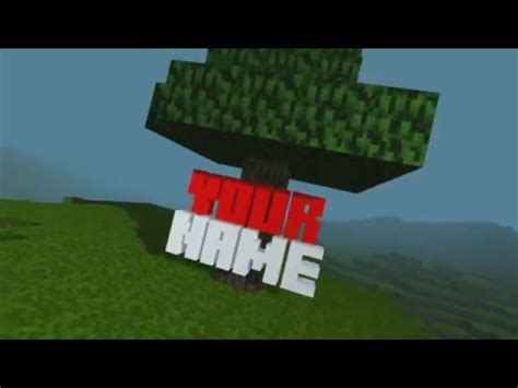 Top 5 Panzoid Minecraft Intro Template Free Download 2 Youtube Minecraft Intro Template