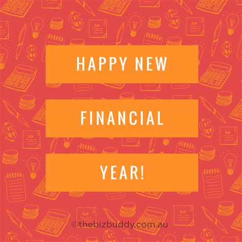 happy new financial year think big