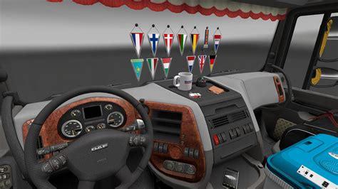 addons  dlc cabin  ets  euro truck simulator  mods