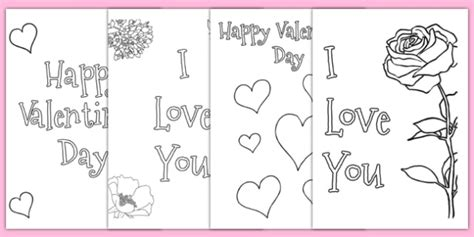 s day card for fiance free publisher template s day card colouring templates s day