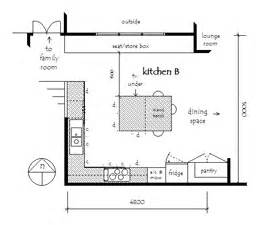 Average Size Kitchen Island by Kitchen Layouts Dimension Interior Home Page