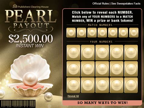 Pch Scratch Off Cards - feel like royalty with new crown jewels gems scratch offs at pch com pch blog