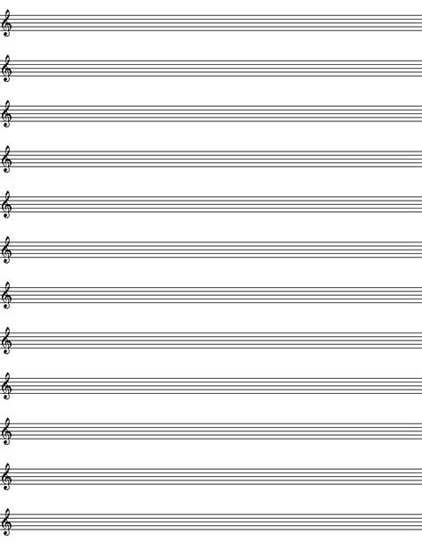 printable sheet music templates 10 best music images on pinterest music education music