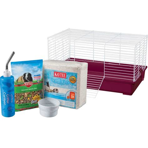 petco prices kaytee complete guinea pig kit petco