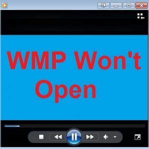 aptoide wont open windows media player wmp won t open this may fix it