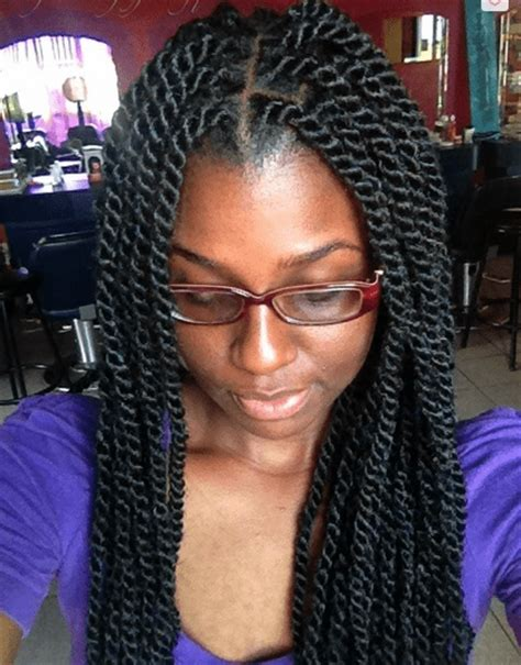 hairstyles done with marley braids marley braids twists hairstyles latest trends in