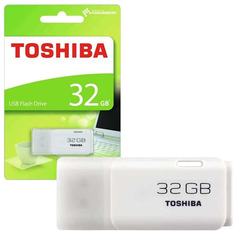 Flashdisk Toshiba 32gb High Speed Transmemory 32 Gb Memory Flash Disk toshiba transmemory usb 2 0 flash drive 32gb 7dayshop