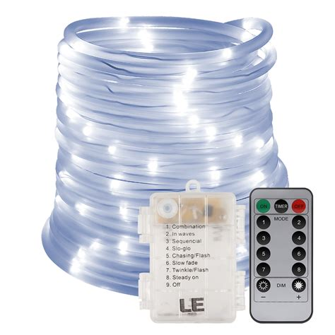 are led christmas lights dimmable 33ft dimmable led light daylight white christmas
