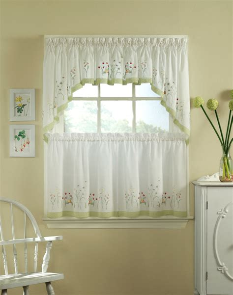 Jcpenney Kitchen Curtain Stylish Drape For Cooking Space Kitchen Curtains Jcpenney