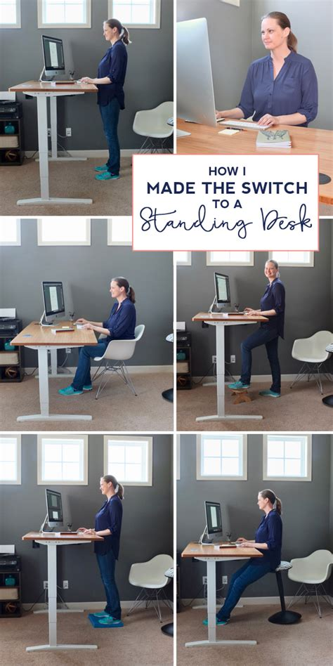 standing desk studies how i transitioned to a standing desk school of