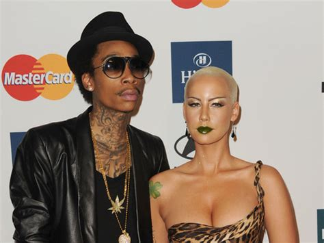 wiz amber rose tattoo see s of wiz khalifa s extratv