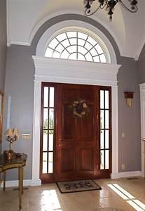 Entryway Paint Color Ideas Custom Window Treatments Ldecor Decorating Studio
