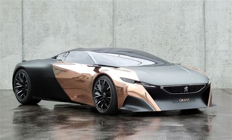 peugeot supercar stunning peugeot onyx supercar concept cars