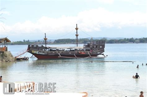 ferry boat to samal island revisiting bluejaz beach resort and waterpark for company