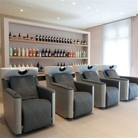 arredamenti negozi parrucchiere salon samuel rocher parigi francia produzione