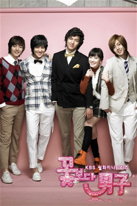film korea bbf sinopsis boys before flowers all episodes korean drama