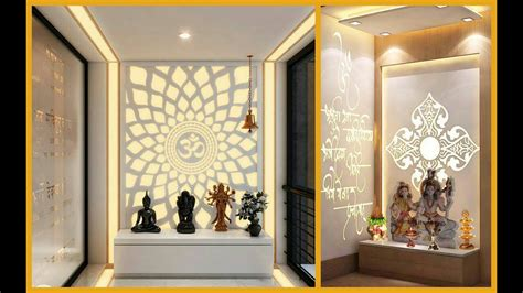 Kitchen Cabinet Glass Doors by Top 38 Indian Puja Room And Mandir Design Ideas Part 1
