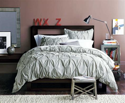 Grey Bedroom On A Budget Budget Makeover Redecorate Your Bedroom For 1 000