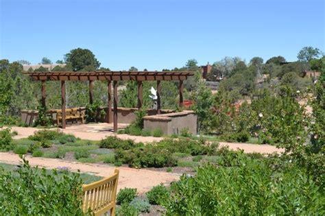 Botanical Gardens Santa Fe Center Of The Gardens Picture Of Santa Fe Botanical Garden Santa Fe Tripadvisor