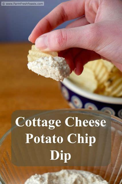 spiced cottage cheese chip dip cottages cottage cheese