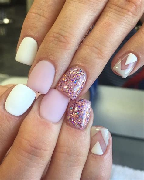 how to do matte gel nails 25 best ideas about matte nails glitter on