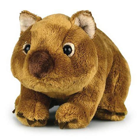 wombat australian soft plush toy wilbur cm stuffed