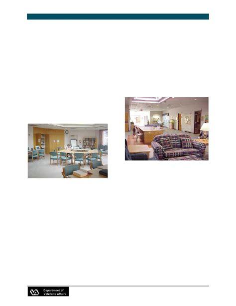 Va Nursing Home Design Guide Offices On Units