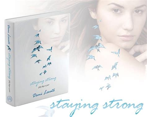 libro strong is the new staying strong el libro de demi lovato y sus tuits es un best seller cromosomax